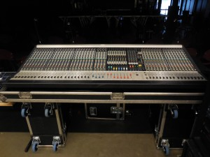 Soundcraft MH3 - action